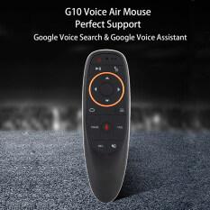 Bàn Phím Kèm Chuột Không Dây Kebeteme G10/G10S 2.4G Điều Khiển Từ Xa Với 3D Sense Motion, Điều Khiển Bằng Giọng Nói Tương Thích Với Đầu Phát Android Media Player (Chức Năng Cảm Biến Con Quay Hồi Chuyển)
