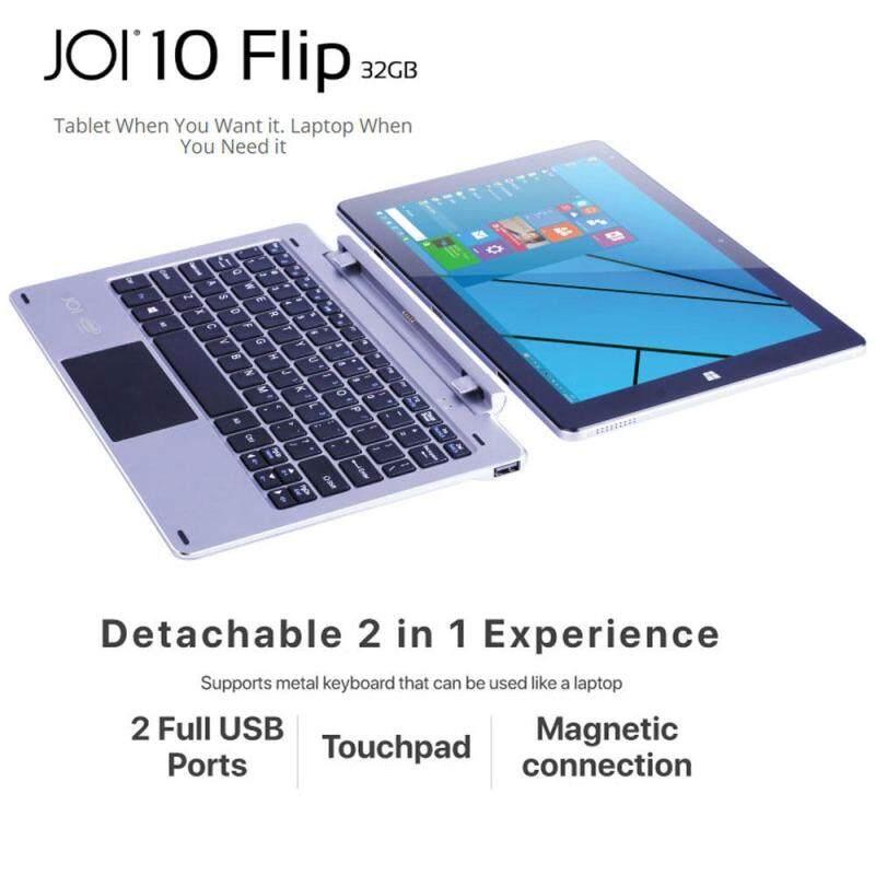 JOI 10 Tablet 32GB + Metal Keyboard Malaysia