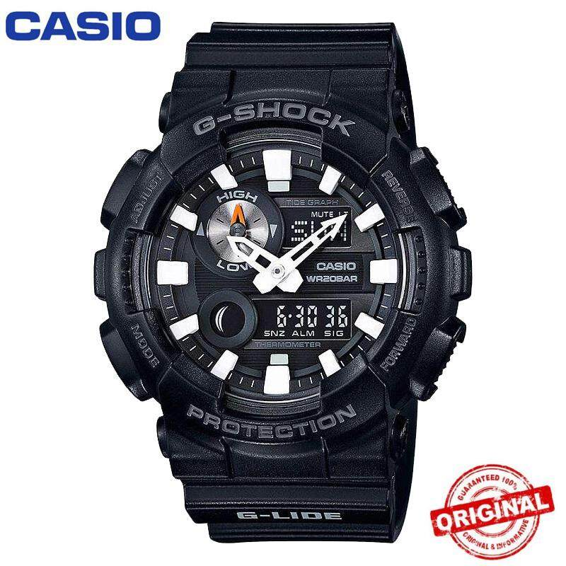 【Ready Stock】 CASIO G-SHOCK GAX-100 Black Watch Men Women Malaysia