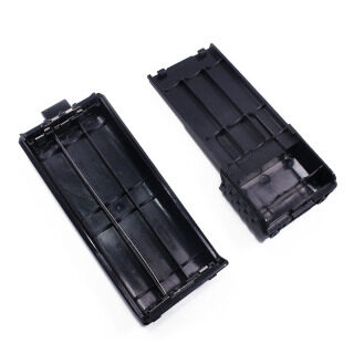 New 6xAAA Extended Power Case Box for Baofeng UV5R 5RB 5RE 5REPlus thumbnail