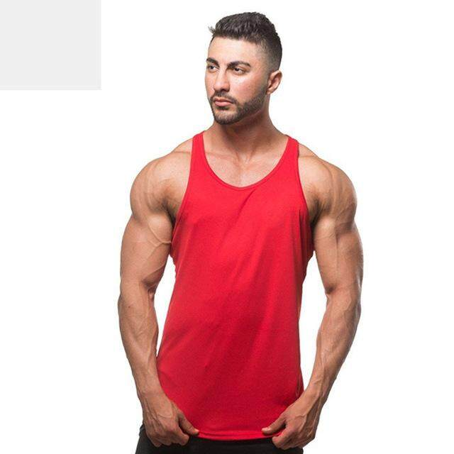 00fa6bea Bodybuilding Men Summer Fitness Bodybuilding Hooded Tank Top Fashion Mens  Crossfit Clothing Loose Breathable Sleeveless Shirts