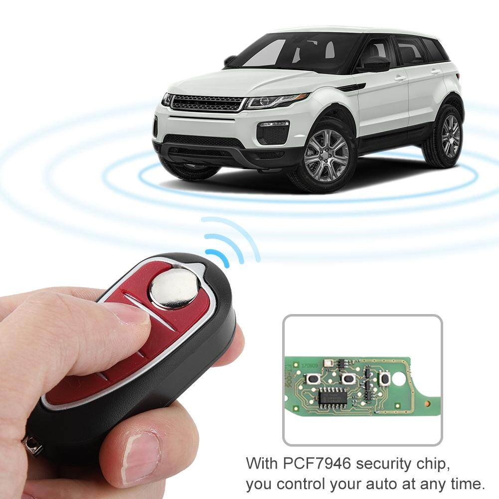 [Clearance Promotion]3 Button Car Keyless Entry Remote Control Key PCF7946 Chip for Fiat 433MHz