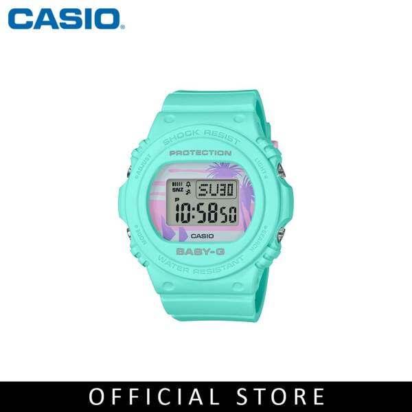 Casio Baby-G BGD-570BC-3 Blue Resin Band Women Sports Watch Malaysia