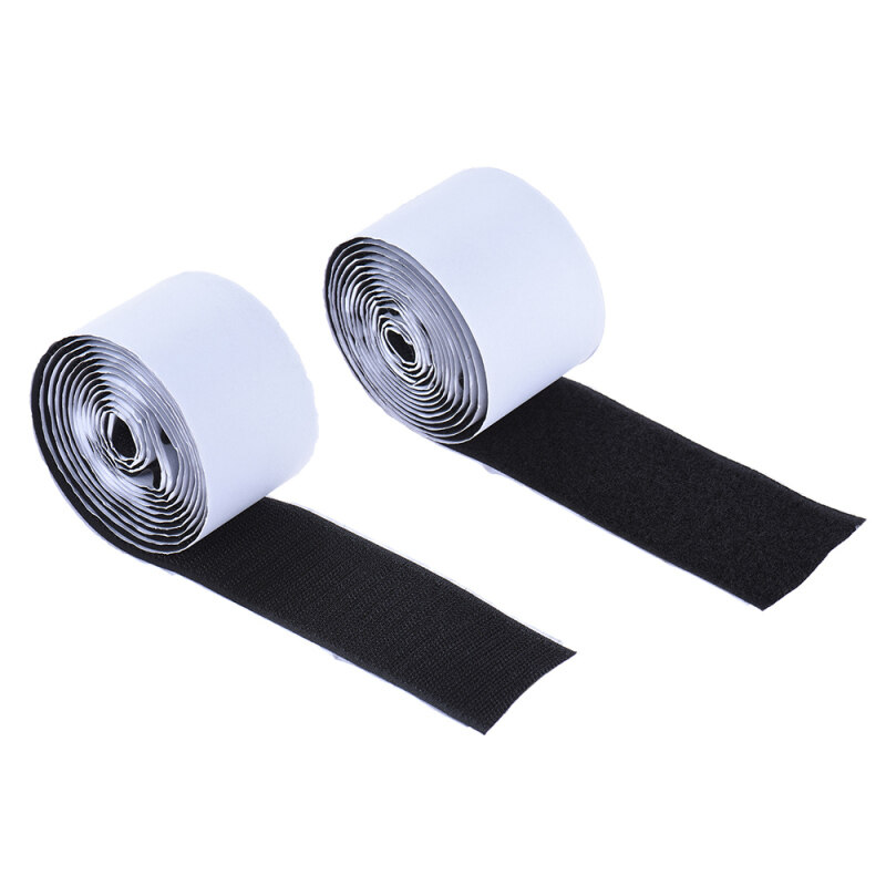 Pedalboard Pedal Mounting Tape Fastener Length 2M Width 5CM for Guitar Pedal Board, 2-Pack (1 Hook + 1 Loop) Malaysia