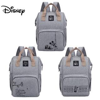 Disney Tã Túi Ba Lô Cho Mẹ Bầu Túi Cho Xe Đẩy, Túi Đựng Tã Trẻ Em Sức Chứa Lớn, Mới thumbnail