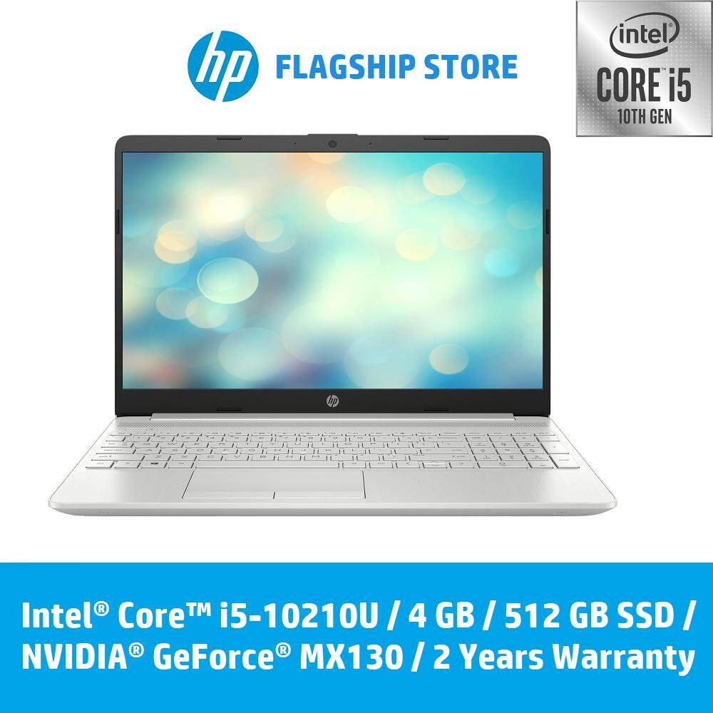 HP 15s-du1004tx Laptop - Intel 10th Gen Processor [FREE Delivery & Backpack] Malaysia