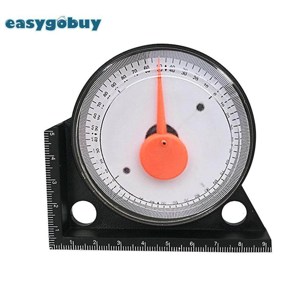 [easygoingbuy]Slope Inclinometer Angle Finder Measuring Slope Protractor with Magnetic