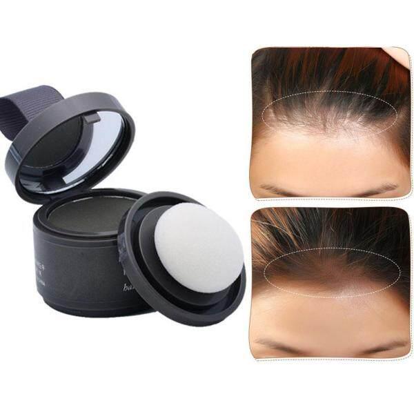 Bumblebaa Hair Fluffy Powder Ngay Lập Tức Đen Root Che Phủ Tự Nhiên Ngay Lập Tức Đường Tóc Phấn Má Che Khuyết Điểm Tóc (04 Màu Xám)