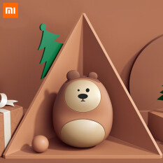 Xiaomi Mijia Cooperation Brand 3 Life Mini Cute Warmer Hand Warmers Long-Life Portable Winter Body Handy Warmer USB Rechargeable Mini Pocket Hand Heater For Christmas Gift For Girls Children
