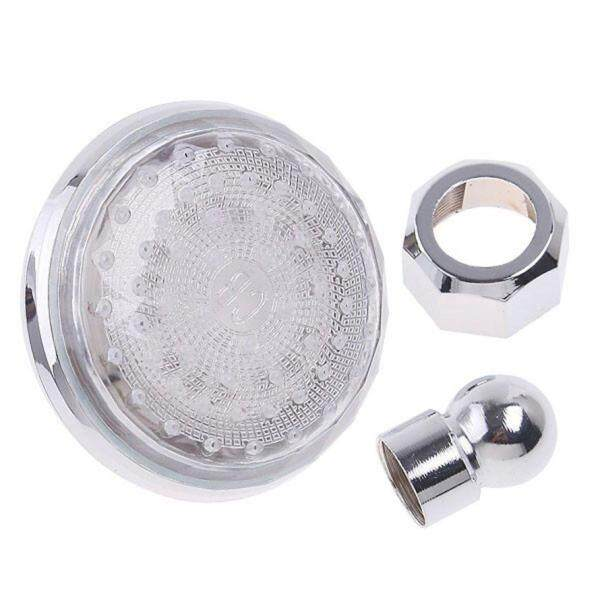 BELLE Led Small Top Spray Flashing Round With Pattern Small Top Spray Ld8010-A2