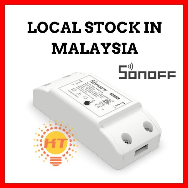 Sonoff Basic R2 10A WiFi wireless control smart switch ewelink