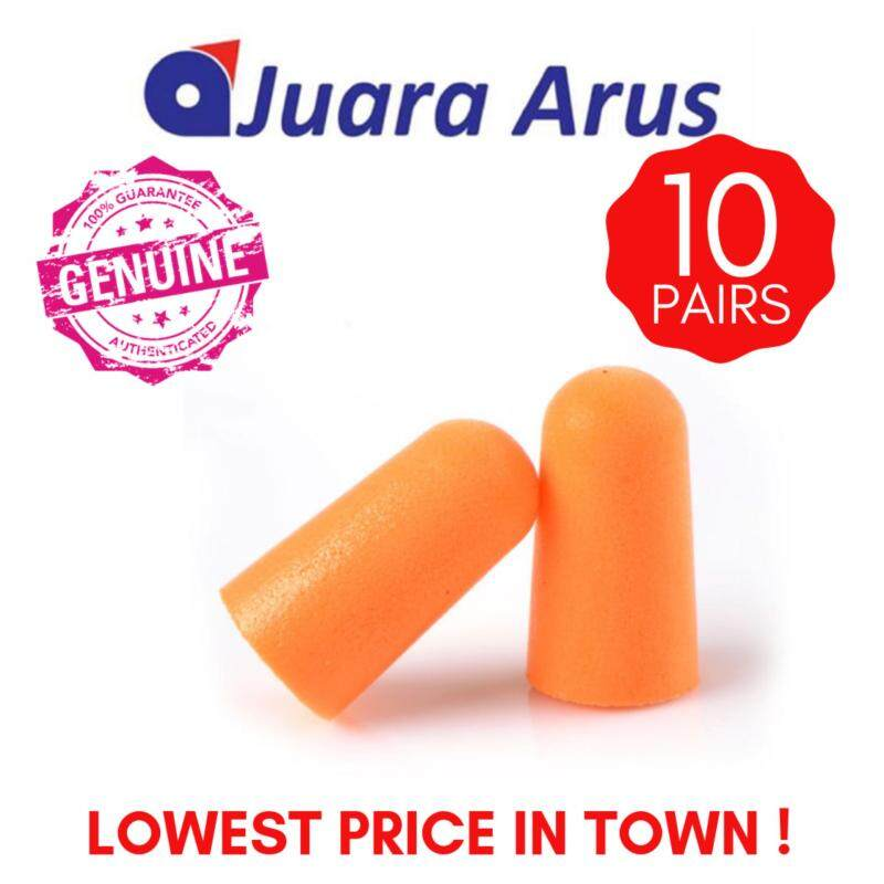 3M Ear Plugs 1100 10 Set Wholesale Price For Welding/Painting/Oil&Gas/Engineering/Construction/Cleaning Job KL Local Supplier  & Authorized Dealer