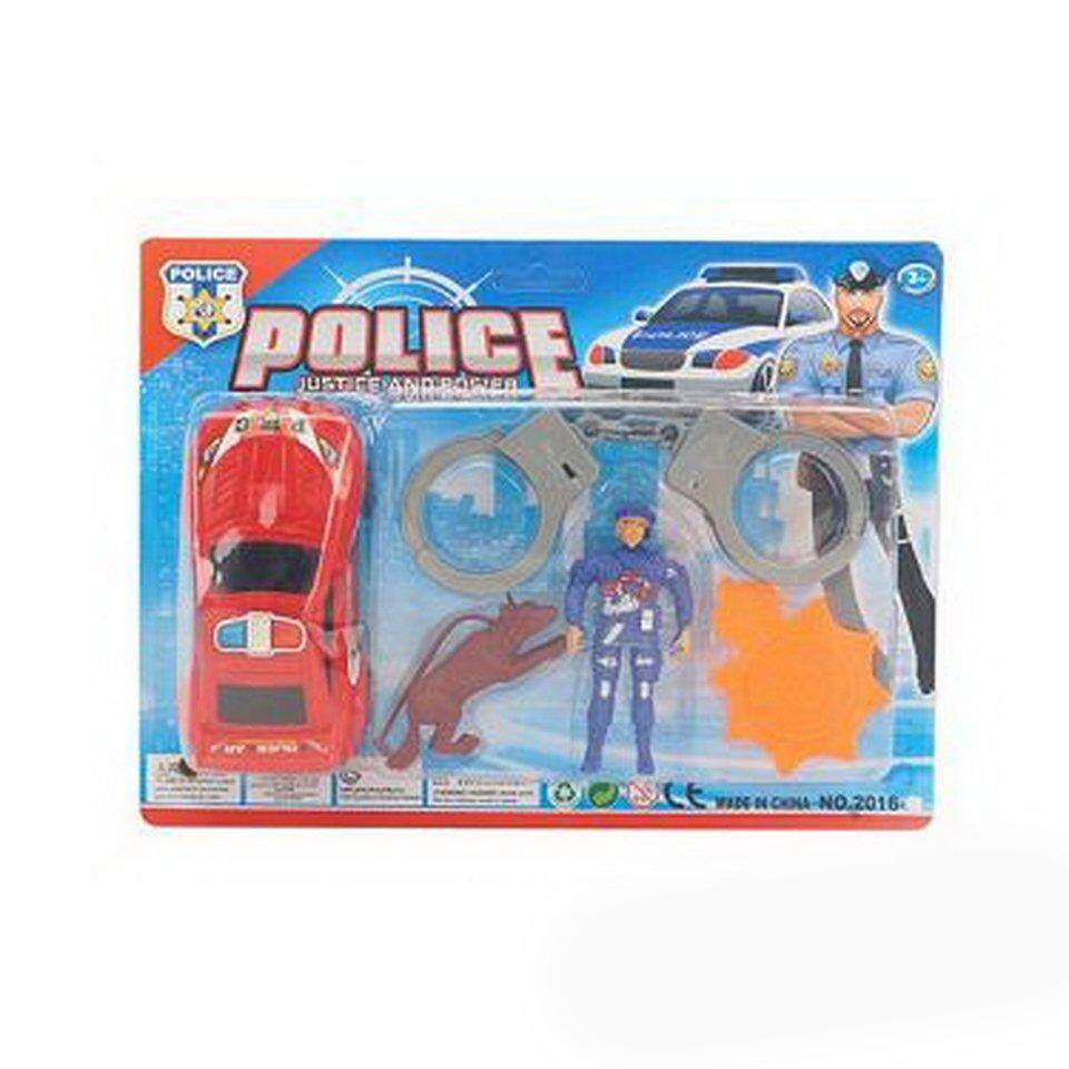 Best Sellers Pull Back Police Car Toddler Emergency Vehicle Pull Back Diecast Police Cars By Beau-Store512.