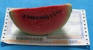 Studio Props Emulational Fruit False Fruit Photographic Prop Photography Filming Props Model Watermelon Slice