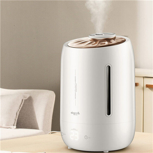 DEERMA DEM-F600 Air Humidifier Desktop Cool Mist Humidifier Essential Oil Diffuser For Car Office Home