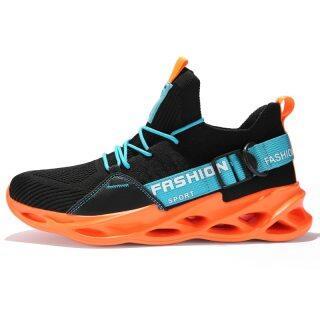 Sneakers Giày Thể Thao Chạy Bộ Lưới Thoáng Khí Cho Nam Giày Đôi Đế Dày Mềm Nhẹ Cho Cả Nam Và Nữ Giày Thể Thao Phụ Nữ Giày thumbnail