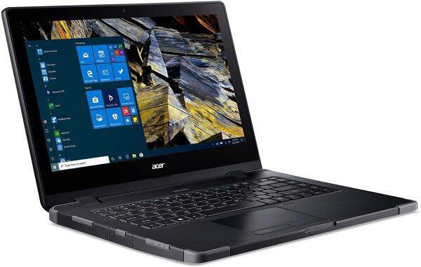 Acer Enduro N3 EN314-51W-53RR Rugged Laptop, 14 Full HD IPS, 10th Gen Intel Core i5-10210U, 8GB DDR4, 256GB NVMe SSD, Intel Wireless Wi-Fi 6, Fingerprint Reader, Windows 10 Professional Malaysia
