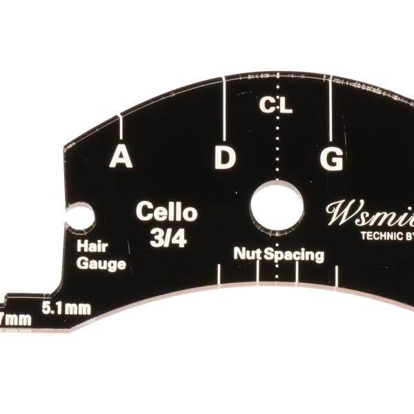 Âm Thanh Kỳ Diệu 4/4 Mẫu Bàn Phím Ngựa Đàn Violin Cho Cello Violin Bass Bass