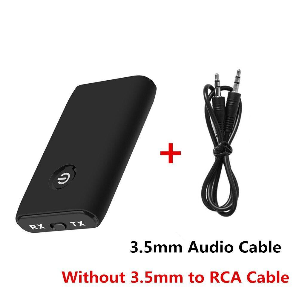 Bộ Thu Phát Bluetooth 5.0 Bộ Chuyển Đổi Âm Thanh Aptx Chip CSR Đầu Nối Không Dây USB RCA Giắc Cắm AUX 3.5Mm, Cho TV PC Tai Nghe Xe Hơi