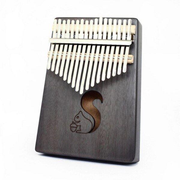 Nhạc Cụ, Thân Gỗ Gụ 17 Phím Kalimba Chất Lượng Và Giá Tốt Nhất Ngón Tay Cái Đàn Piano Rắn Ngón Tay Đàn Piano Cho Bán