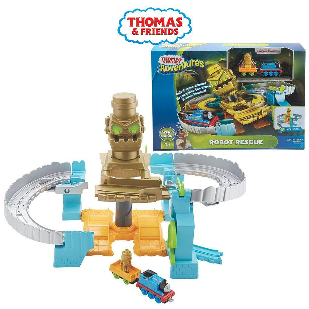 Thomas & Friends™ Adventures Robot Rescue By Mattel Malaysia.