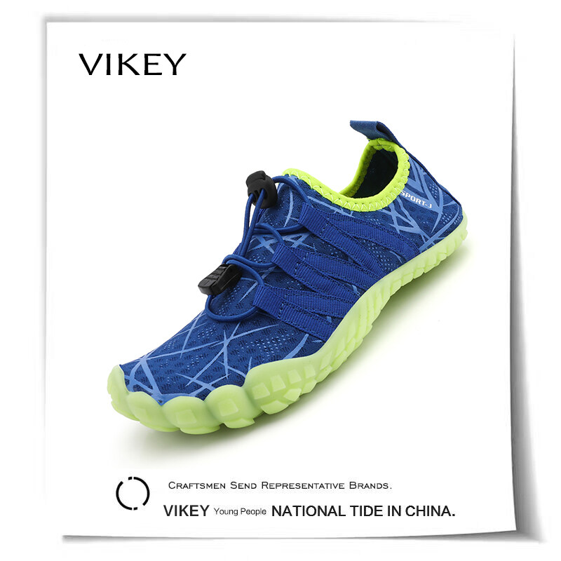 Vikey Summer Quick-Drying Breathable Mesh Outdoor Water Shoes for Big Kids  Boys Girls Sports Hiking Shoes   Lazada PH