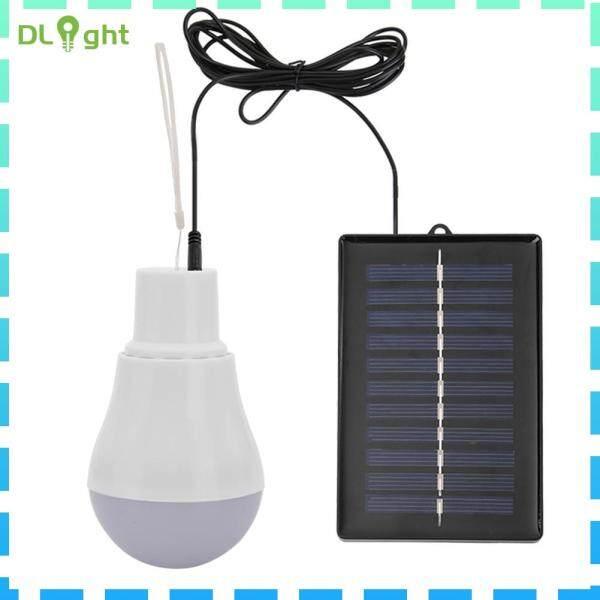 Đèn Ngoài Trời Năng Lượng Mặt Trời 5V 15W 300LM Bóng Đèn Tiêu Thụ Điện Năng Thấp USB