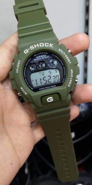 CASIO_G_SHOCK_ DW6900_DIGITAL PREMIUM QUALITY UNISEX WRIST WATCH READY STOCK Malaysia