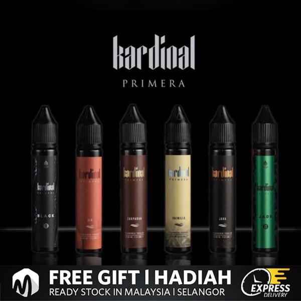 ( HTPC ) Original Kardinal Primera Black / Java / Vainilla / Xin / Zarparan 30ML Kardinal Primera / Kardinal htpc Malaysia