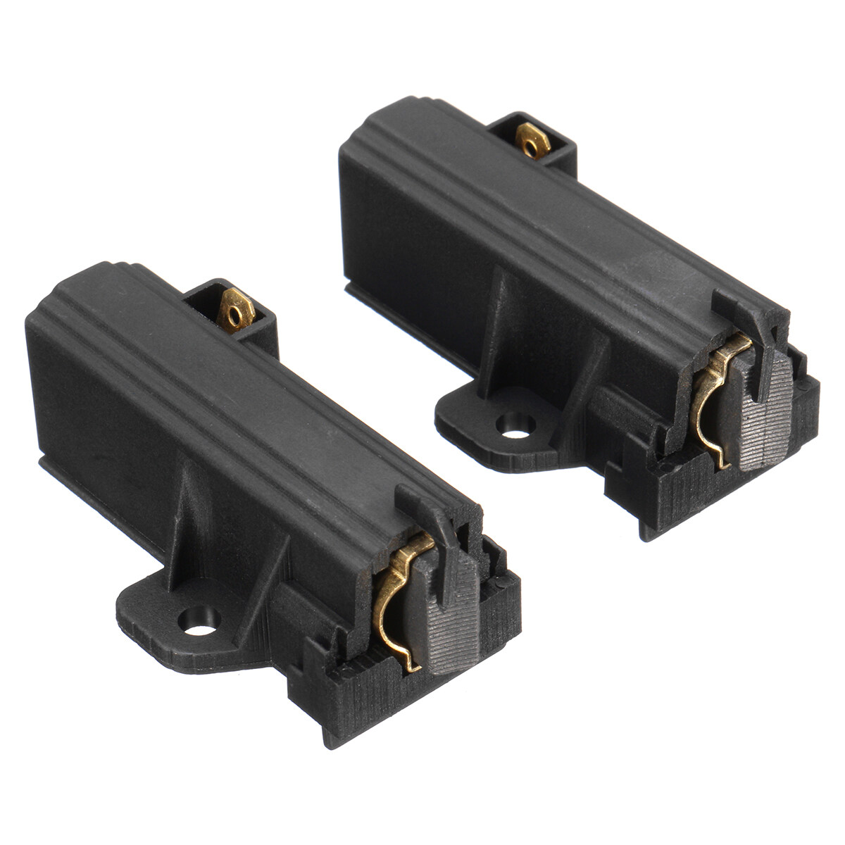 2x Best Quality Washing Machine Sole Motor Carbon Brushes For Electrolux