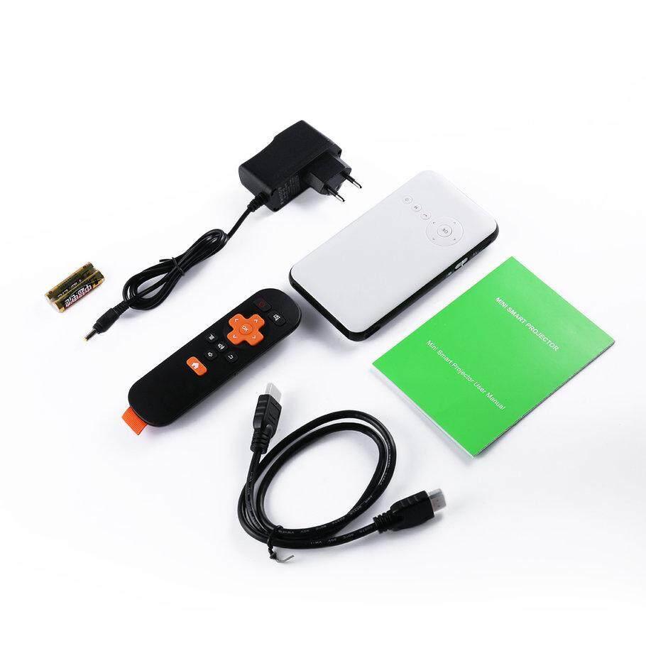 Ưu Đãi Lớn Mini M6 DLP Máy Chiếu Di Động Máy Chiếu Wifi DLNA Android 4.4 Bluetooth 4.0