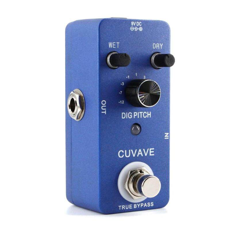 DIG Digital Harmonising Pitch Shift Guitar Effects Pedal Looper Recording Delay Overload Reverberation Guitar Effect Pedal Stompbox Malaysia
