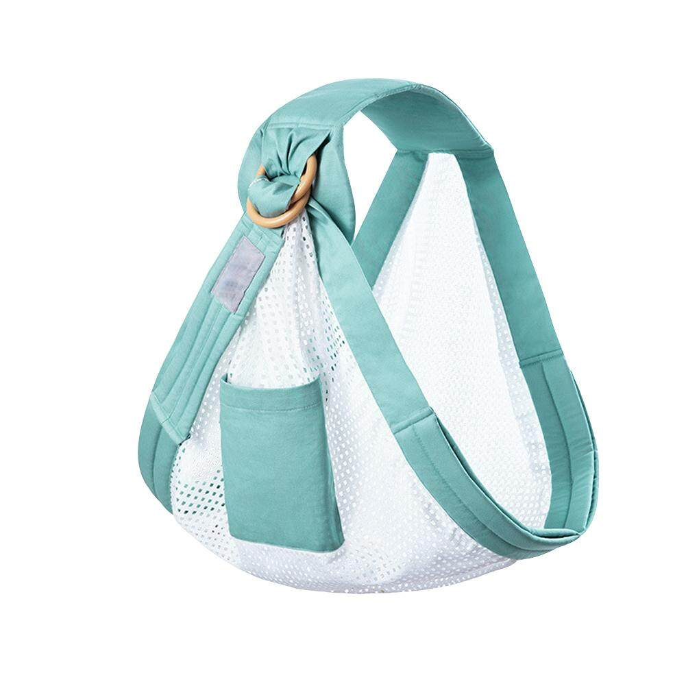 มัลติฟังก์ชั่น้ำหนักเบา ERGONOMIC สลิงสำหรับให้นมลูกของขวัญด้านข้างปรับผ้าอุ้มเด็ก