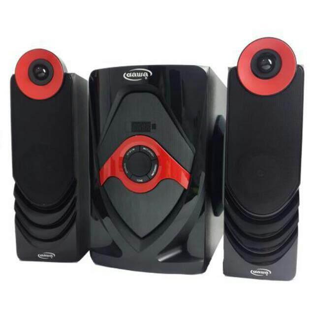 Dawa 2.1CH Multimedia Speaker System MT-16 Malaysia