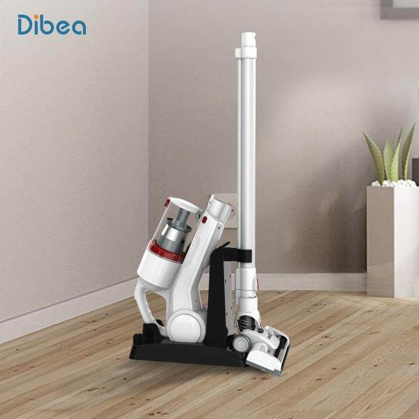 Original Dibea DW200 2-in-1 Cordless Hand-held Stick Smart Vacuum Cleaner with Two Optional Modes Interchangeable Roller Floor Brush Large Capacity Dust Bucket Singapore