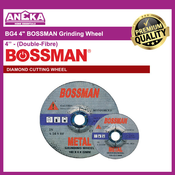 BG4/BG7 4 /7 Bossman Grinding Wheel
