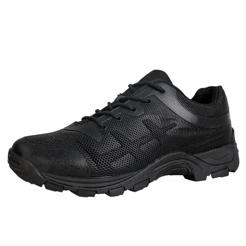 รองเท้าบูททหารชาย Forces ต่ำเพื่อช่วย 07 รองเท้าคอมแบตน้ำหนักเบาเป็นพิเศษรองเท้าบูตลุยป่า 511 Desert Land รองเท้าสวมใส่รองเท้าทหาร By Waterlily.
