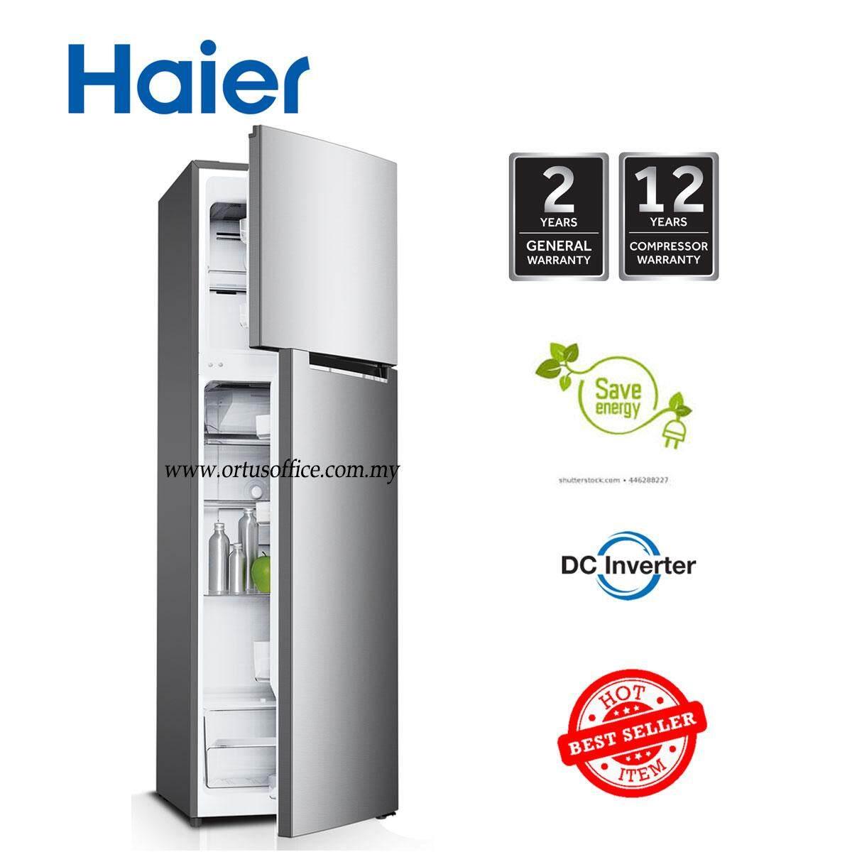 *DC Inverter* Haier 2 Door Refrigerator 290L - HRF-IV298H / Haier 2 Door Fridge 290L