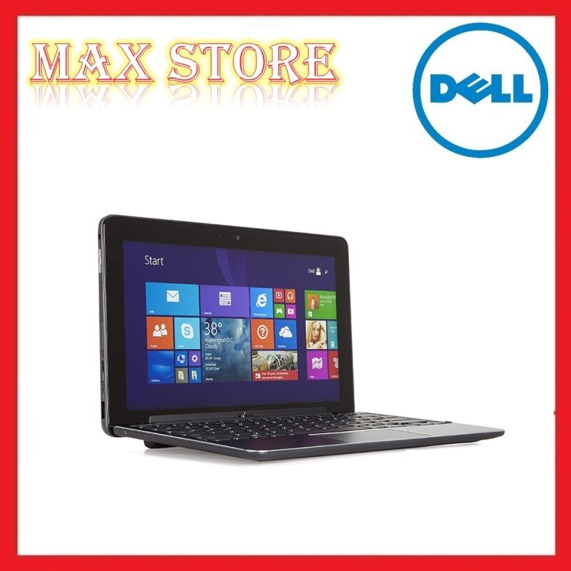 [Refurbished]Tablet  2IN1 LAPTOP Dell Venue 11 Pro / Intel ATOM Z3770 / 2GB RAM / 10non-Touch / 64GB SSD / Window 8Pro / One Month Warranty Malaysia