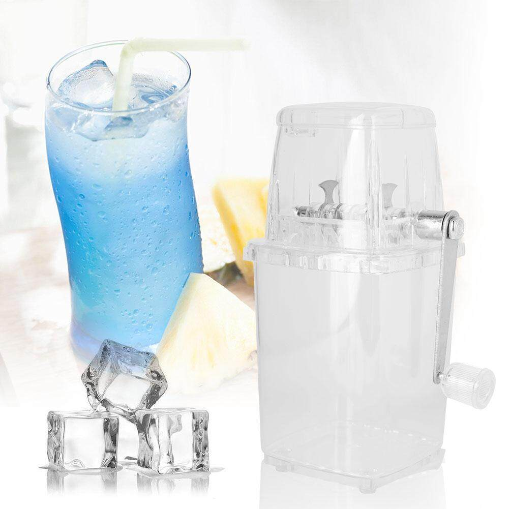 Manual Ice Smoothies Machine Household Maker Kitchen Accessories By Highfly.