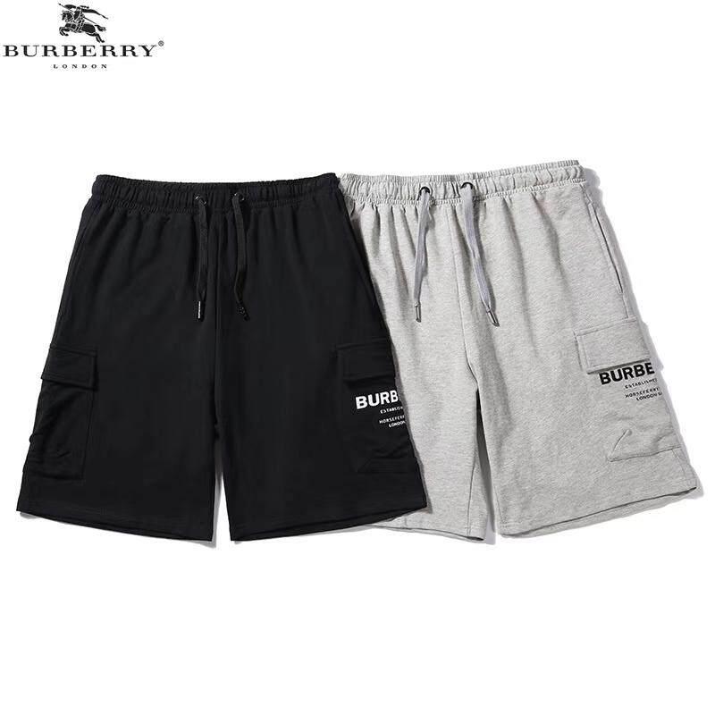 Summer_Burberry_Fashion กางเกงขาสั้นสไตล์ SIMPLY