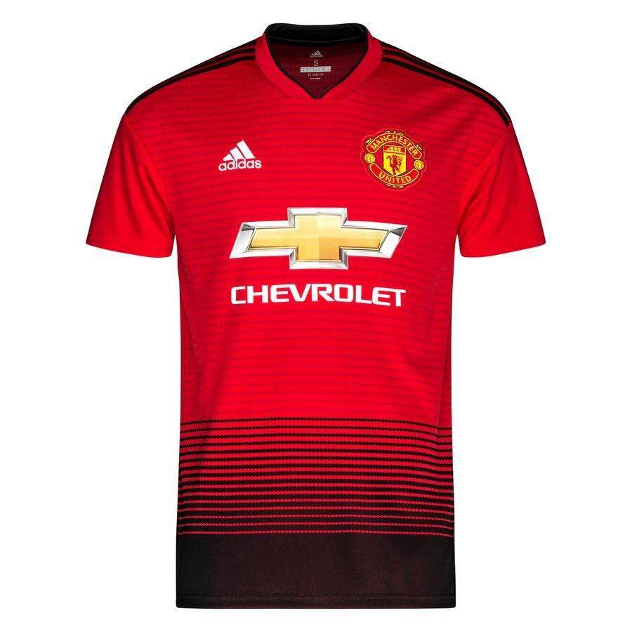 Manchester United Home Football Jersey Red Soccer Jersey Manchester for Men  2018 2019 5bfe827e4