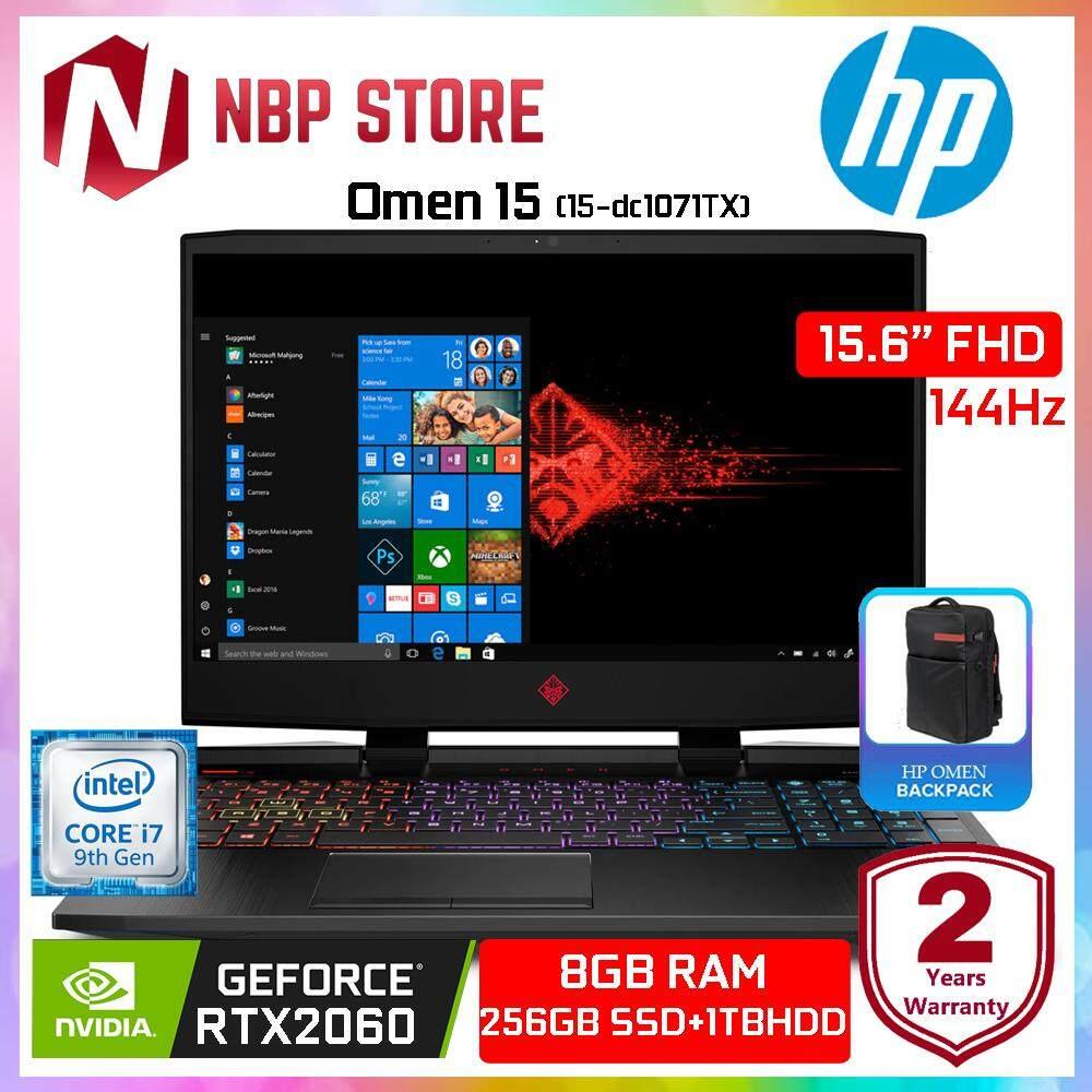 HP OMEN 15-dc1071TX 15 6