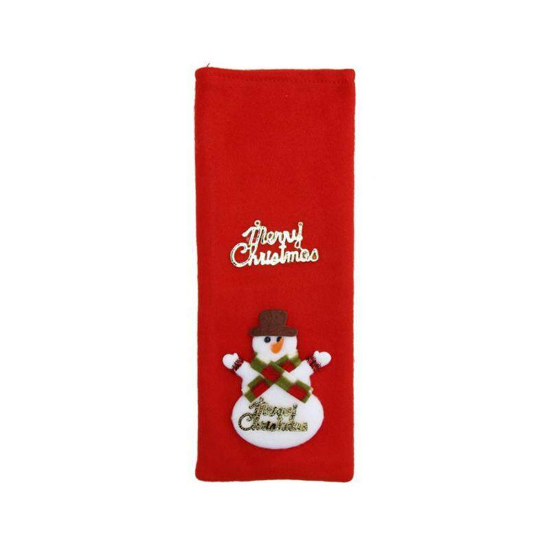#Clearance Sale#Christmas Decorations Wine Bottle Cover Wine Gift Bag