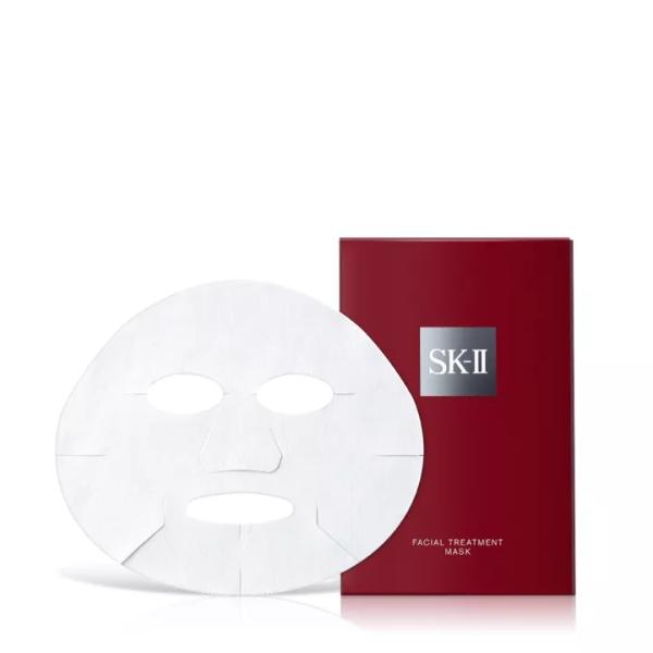 Buy SKII Facial Treatment Mask 6pc [Luxury Beauty (Skincare - Mask) SK-II| Piteria | Brand New 100% Authentic] [SK2 | SKII] Singapore