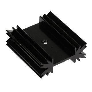 Gazechimp 20X Tản Nhiệt Bằng Nhôm Bộ Tản Nhiệt Làm Mát 38X34X12Mm Vây Cho To-247 PCB Mount thumbnail