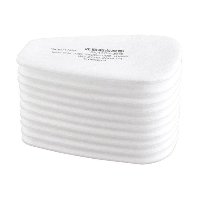 Allwin 10 Filter Cotton Filter 501 Replaceable Filter For 6200/7502/6800 / Dust Mask Singapore