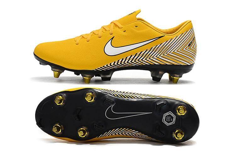 f9f14ec6ea52 Nike Original MENS Football Shoes Red Black Discounted Mercurial Vapor XII  PRO SG