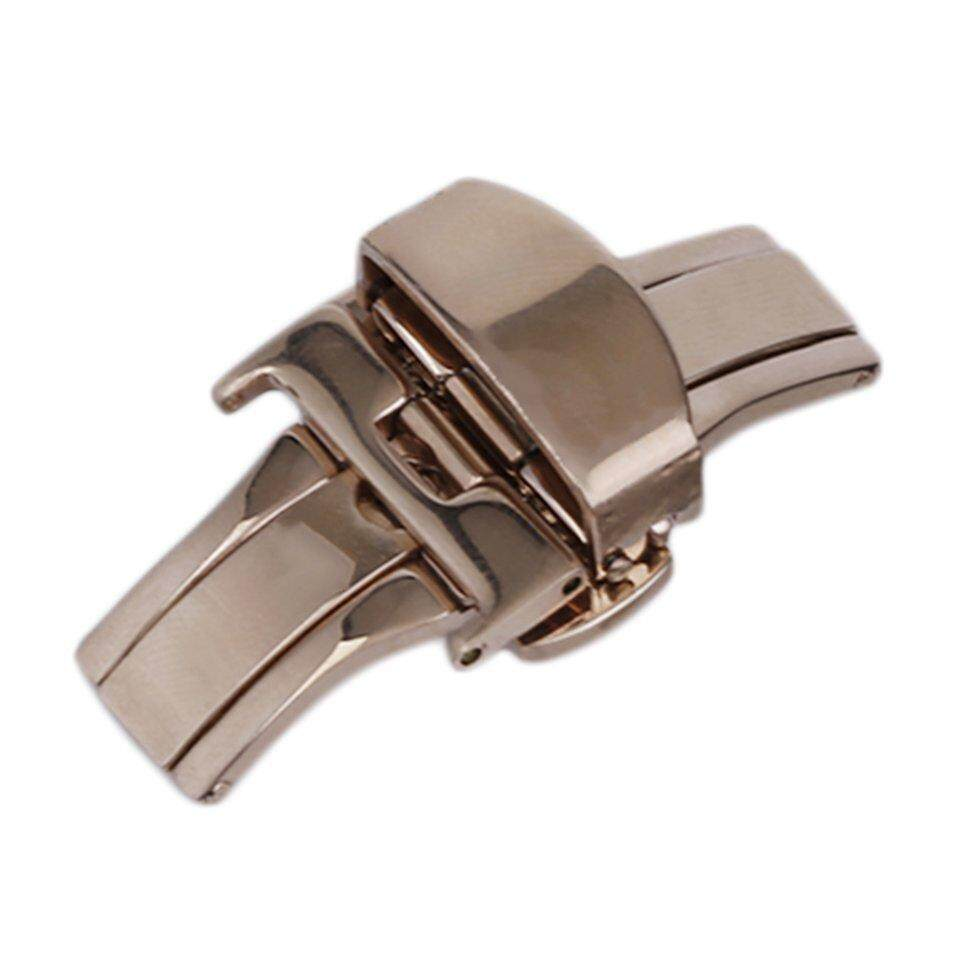 Hot Sales 18MM/20MM/22MM Stainless Steel Watch Buckle Folding Butterfly Deployment Clasp Malaysia
