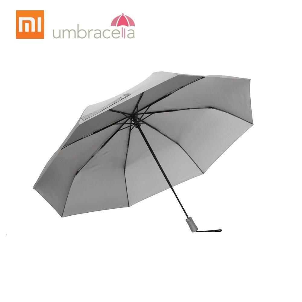 cc34ff191 Xiaomi Mijia Automatic Umbrella Foldable Portable Sunny Rainy Aluminum  Windproof UV-proof Home Use Family
